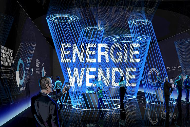 Expo 2020 German pavilion - Energiewende