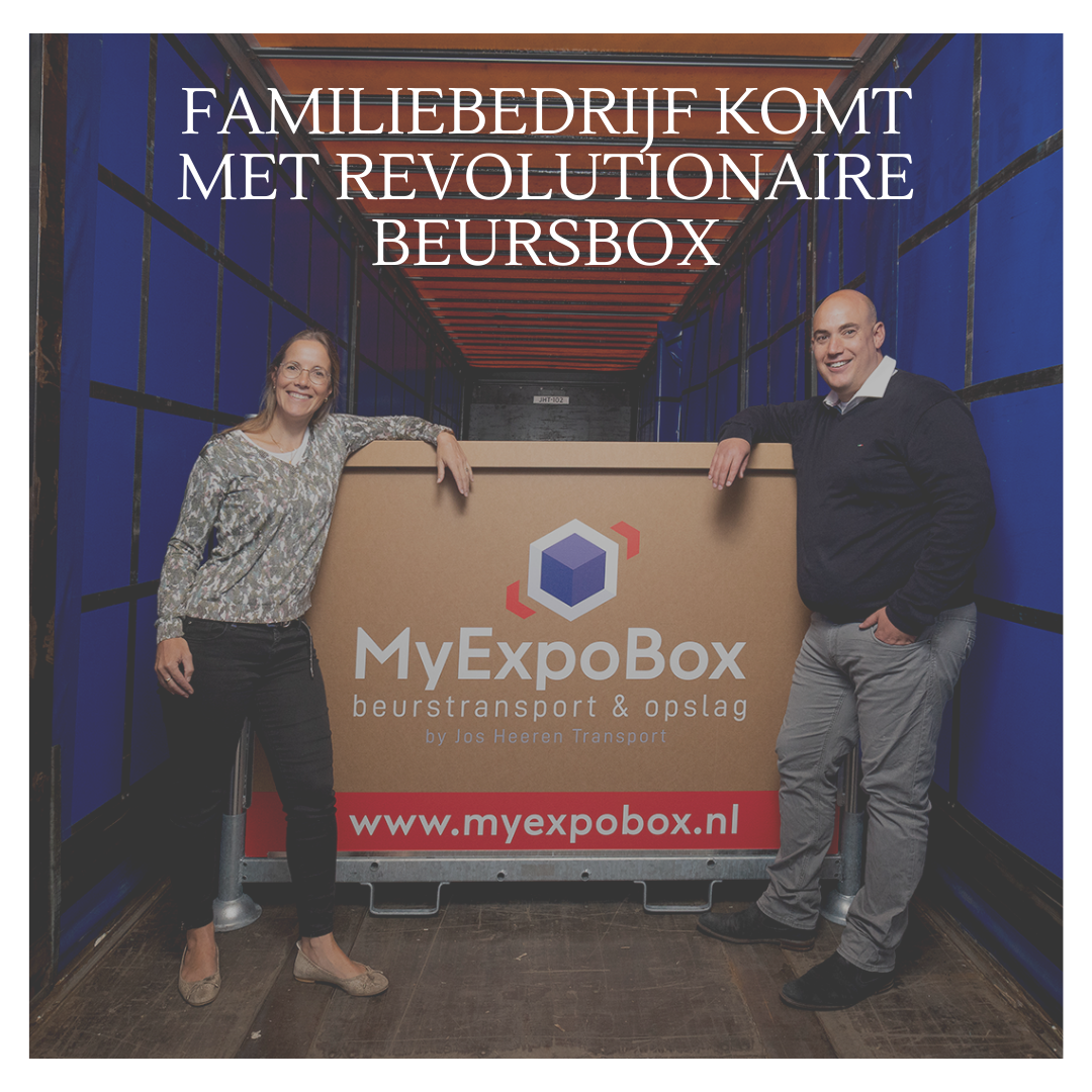 FAMILIEBEDRIJF KOMT MET REVOLUTIONAIRE BEURSBOX