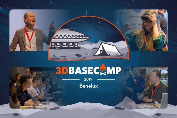 Met extra korting naar het SketchUp 3D Basecamp Benelux!