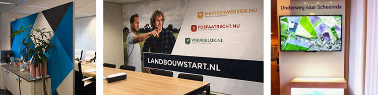 Project en Kantoorinrichting XLartwall