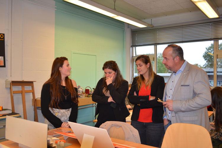 Studenten ontwerpen stand Adexpo voor EuroShop 2020