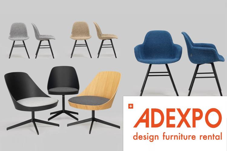 Adexpo biedt podium aan nieuw meubilair