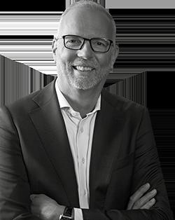 André Hoeben, CEO Gielissen Standbouw