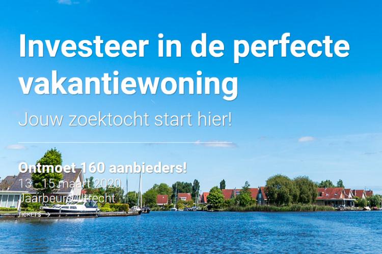 Second Home Beurs Jaarbeurs Utrecht 2020