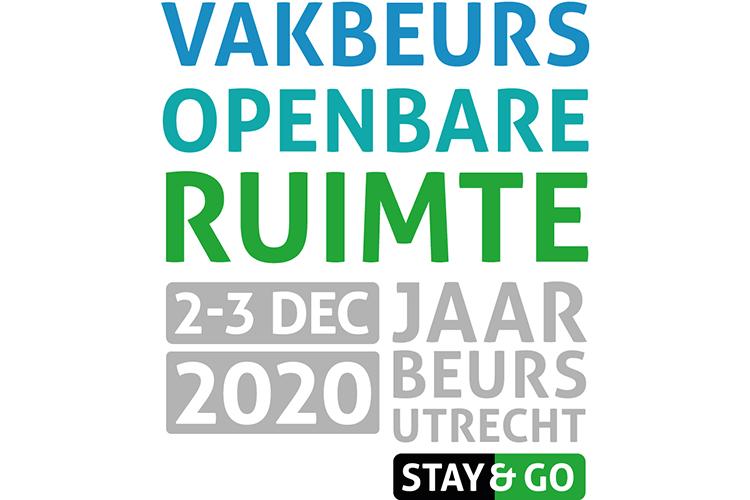 Vakbeurs Openbare Ruimte Stay & Go logo