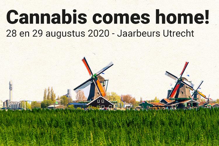 Growlands cannabisbeurs Jaarbeurs Utrecht