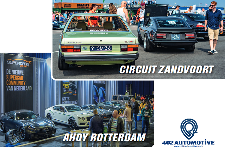402 Automotive autoshows