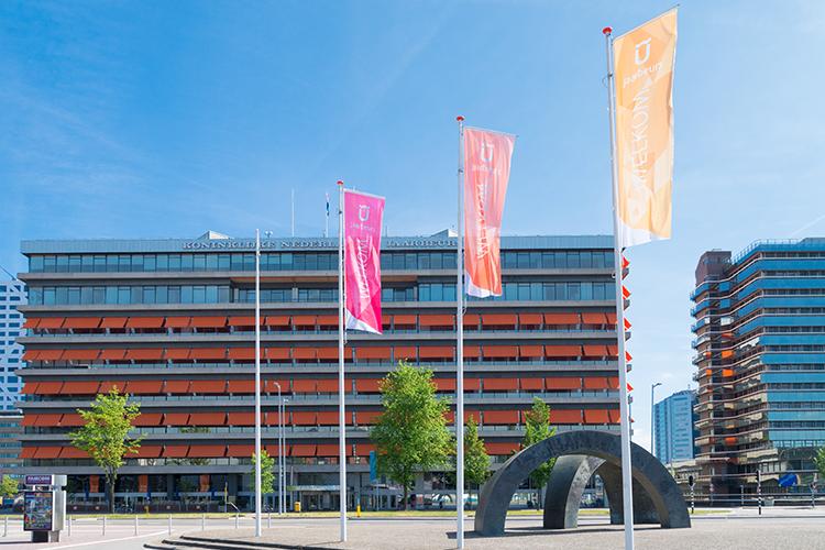 Beatrixgebouw Jaarbeurs Utrecht