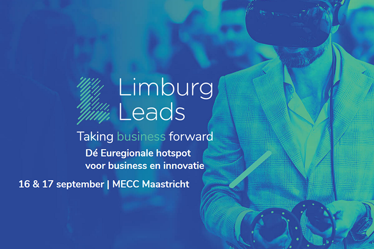 Limburg Leads hybride business event