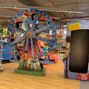 Reuzenrad ToyStory 4