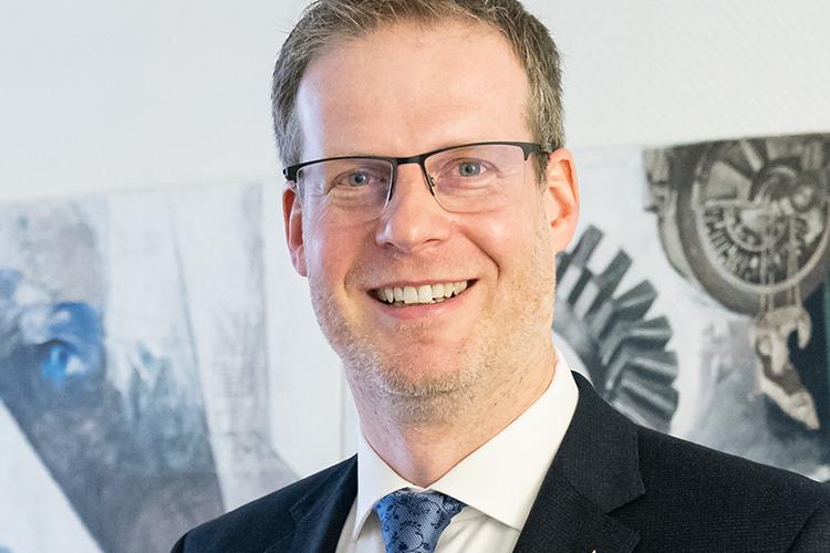Jörn Holtmeier, CEO van AUMA