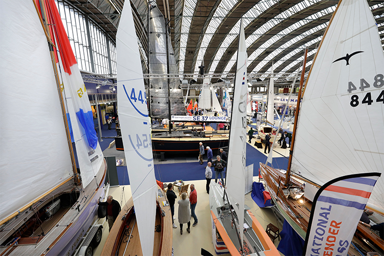 Hiswa Amsterdam Boat Show RAI Amsterdam