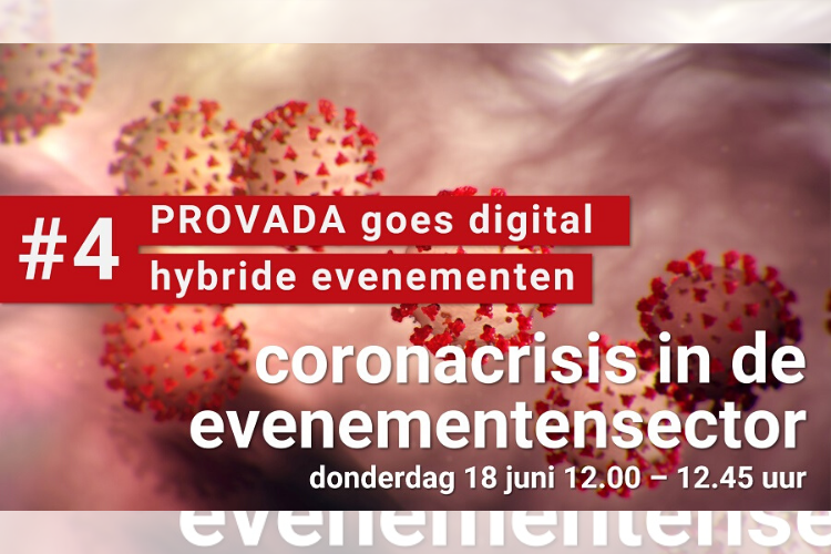 Webinar Provada goes digital