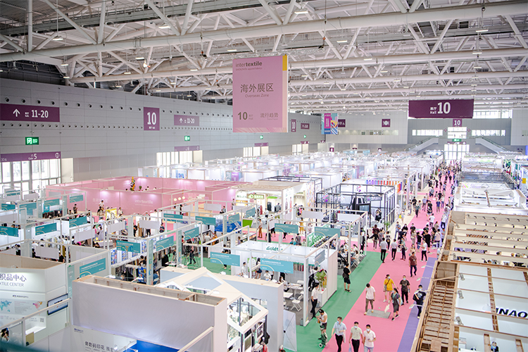 Intertextile Shenzhen Apparel Fabrics