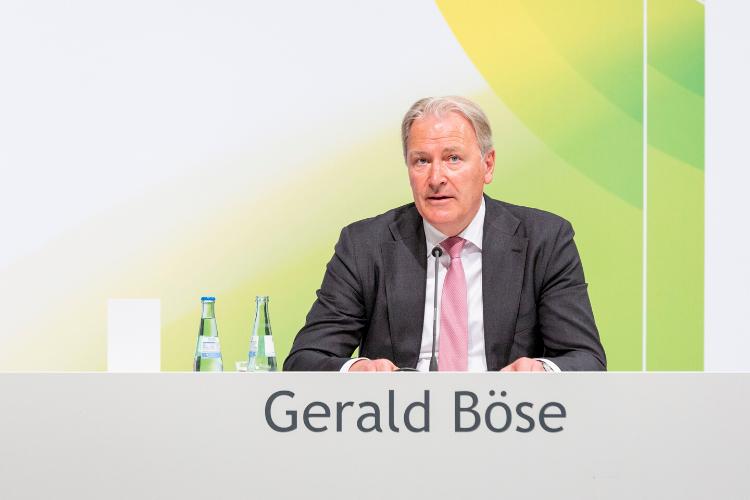Gerald Böse, CEO KoelnMesse
