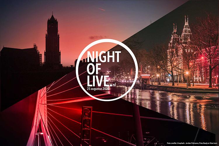 Night of Live 25 augustus 2020