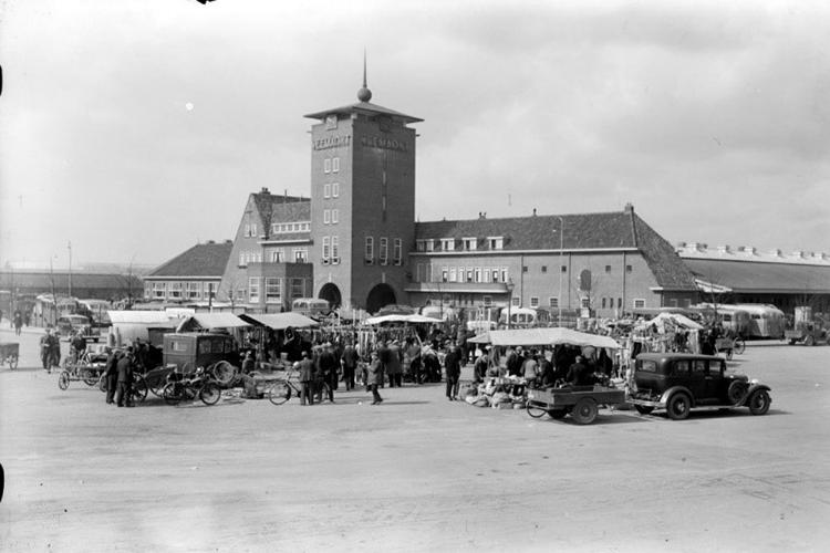 Historie 1931 Congrescentrum