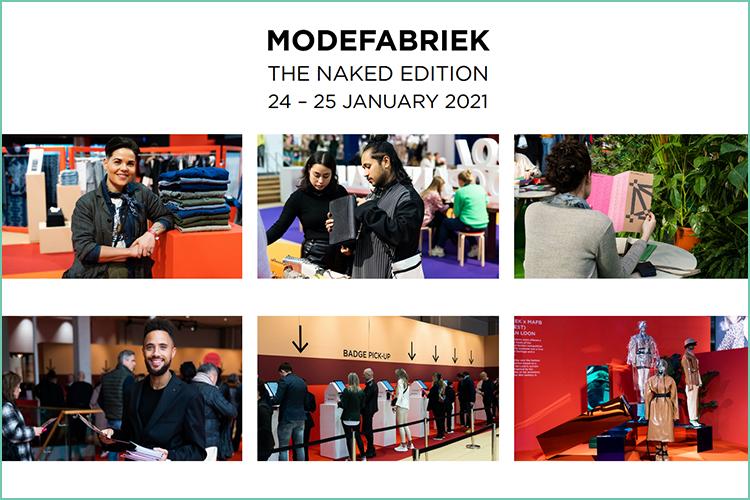 Modefabriek 2021 Expo Haarlemmermeer