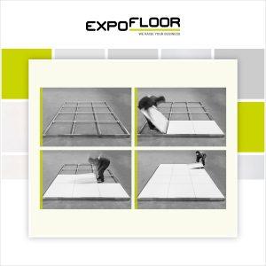 Expo Floor in aktie