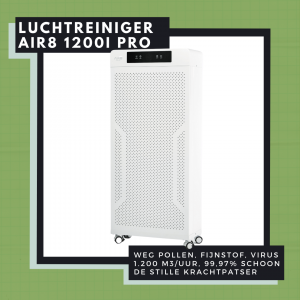 Mobiele luchtreiniger AIR 1200I PRO