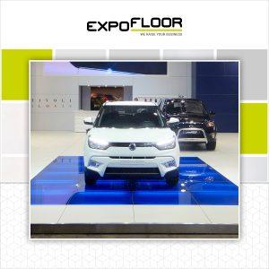 Expo Floor Auto Show