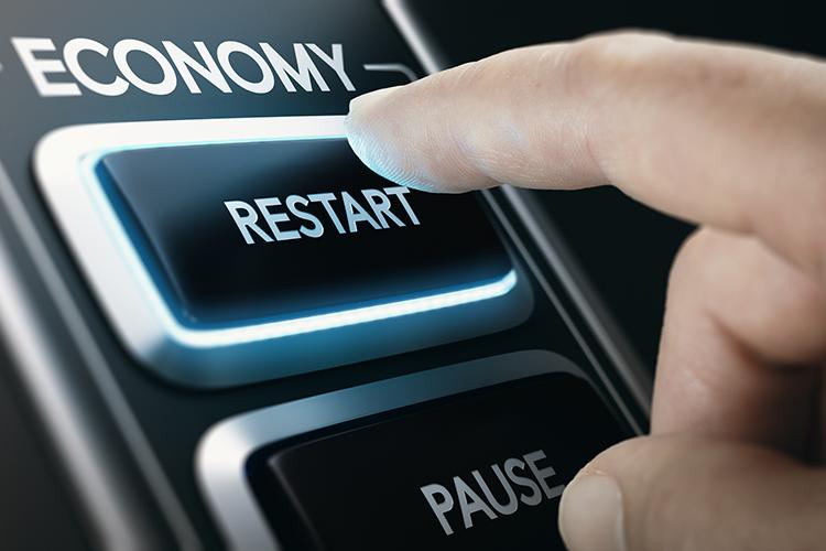 Herstart van de economie