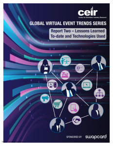 CEIR Global Virtual Event Trends Report Two