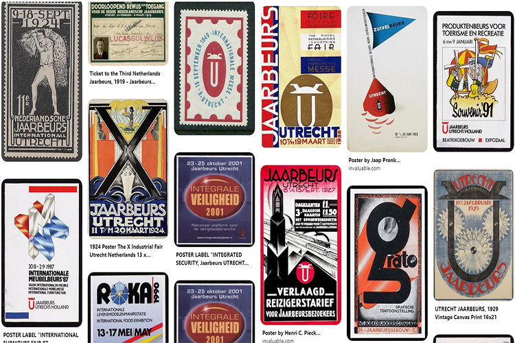 Posters Jaarbeurs Utrecht op Pinterest