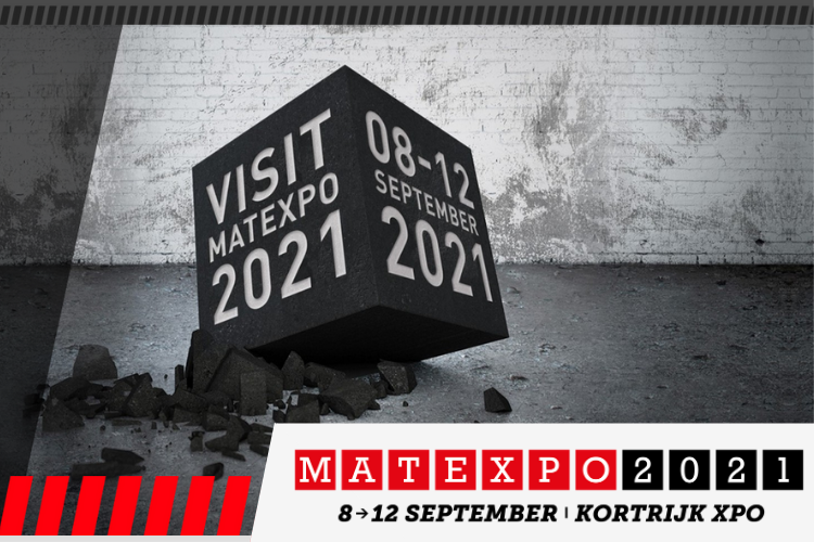 Matexpo 2021 visual