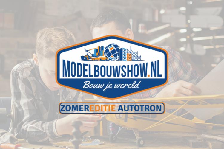 Modelbouwshow 2021 zomereditie Autotron
