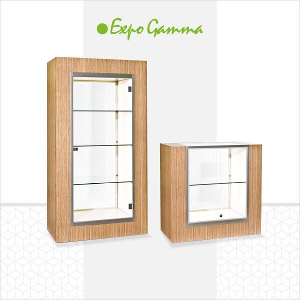 vitrine Wood