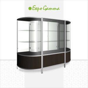 vitrine combi Le Corbusier & Navez
