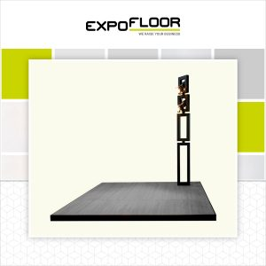 Expo Floor Lichtzuil
