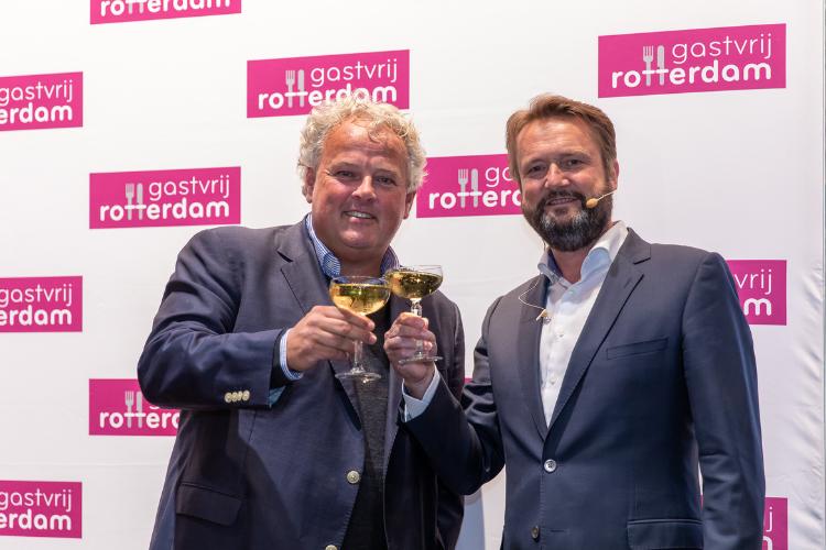 Rober Willemsen en Robert Melaard
